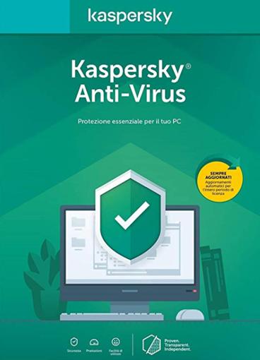 Kaspersky - anti-virus 2020