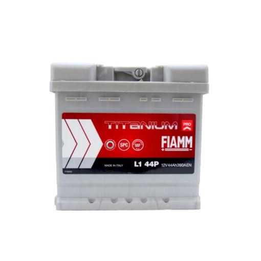 Immagine di Batteria FIAMM Titanium, per auto, 12V 44Ah 390A