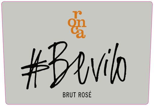 Immagine di # Bevilo Brut Rosato Biologico