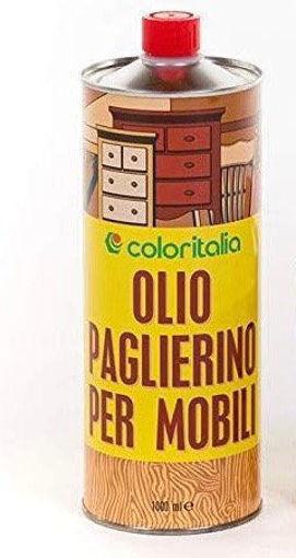 olio paglierino