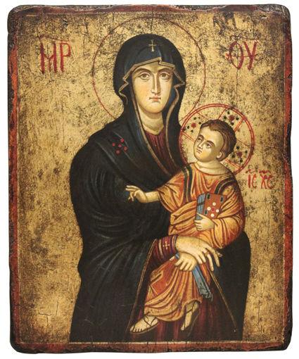 """Immagine di Icona  """"Salus Populi Romani"""" - 31x44"""