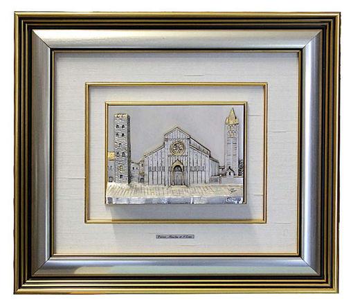 """Immagine di Quadro """"Basilica San Zeno"""""""