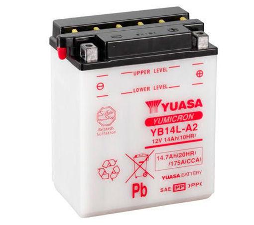 Batteria YUASA YuMicron YB14L-A2