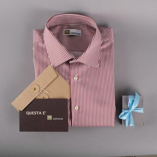 Immagine di Regala una camicia su misura