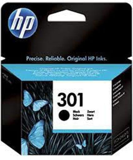 Immagine di Cartuccia originale inchiostro nero HP 301