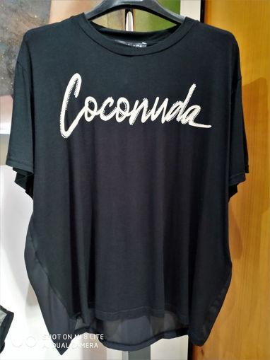 Maglietta con strass CocoNuda