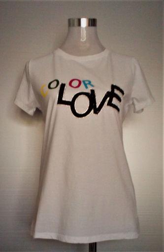 T-Shirt manica corta in cotone