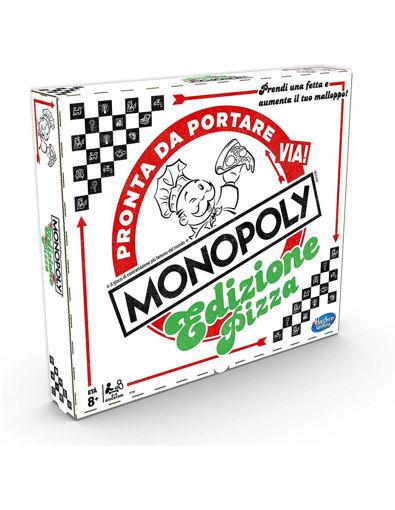 Hasbro - Monopoly Pizza