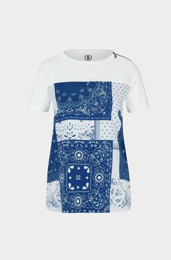 Bogner - T-Shirt Florence in cotone filo di scozia