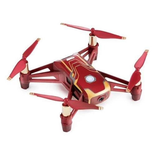 DJI - Drone Tello Iron Man Edition
