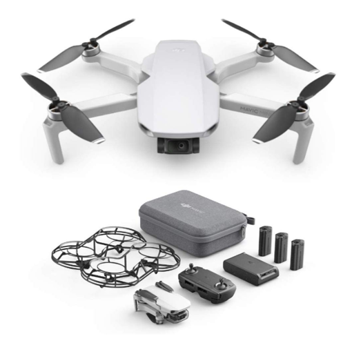 DJI - Drone Mavic Mini Fly More Combo