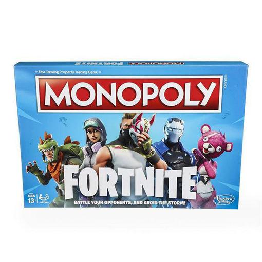 Hasbro - Monopoly Fortnite