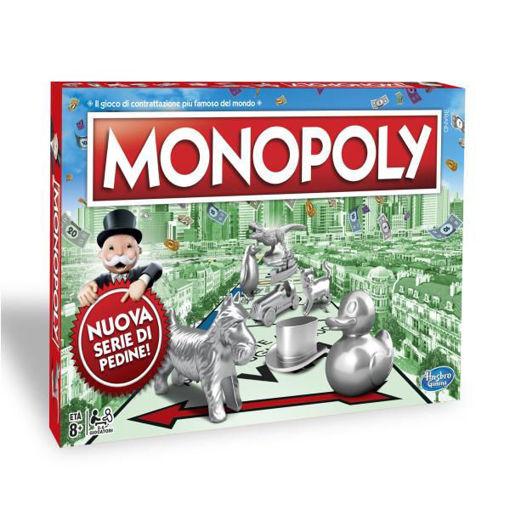 Hasbro - Monopoly Classico