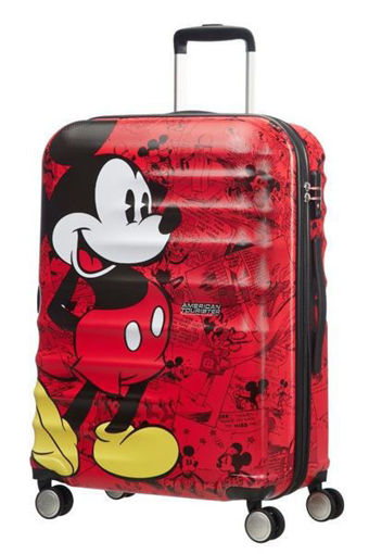 Disney - Trolley Mickey WaveBreaker L