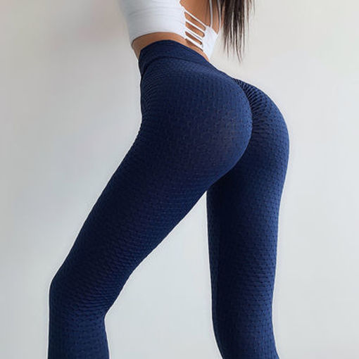 Leggings Push Up Blu BombaFit