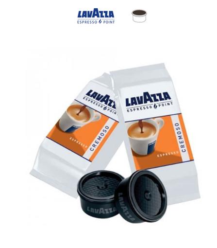 Capsule Caffè Lavazza Cremoso