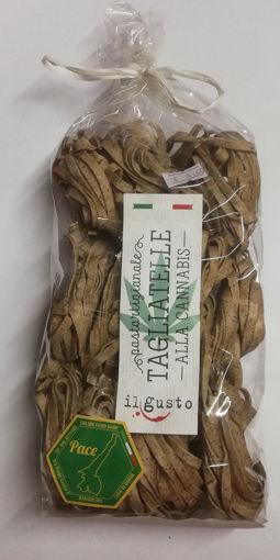 Immagine di Pasta - Tagliatelle alla Cannabis 450 gr
