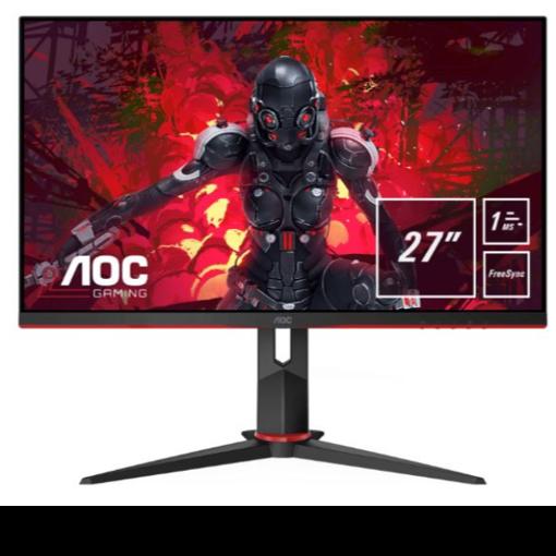 "AOC - Monitor 27"" 75hz Gaming"