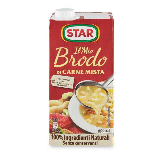Brodo di Carne Mista Star(1L)