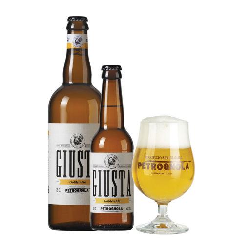 Birra Petrognola Giusta cl.33 (12 pz)