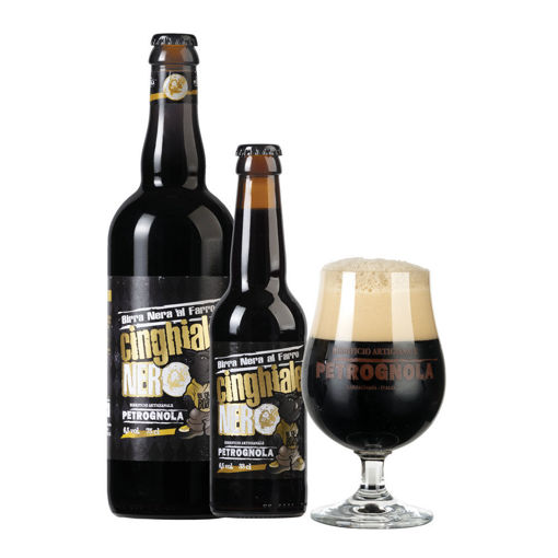 Birra Petrognola Cinghiale Nero cl.33 (12 pz)