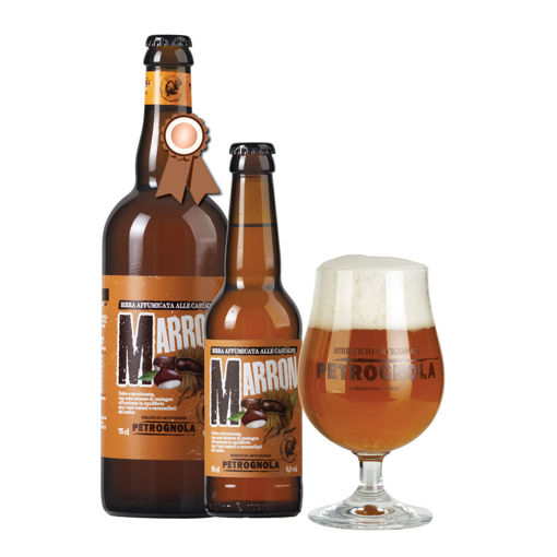 Birra Petrognola Marron cl.33 (12 pz)