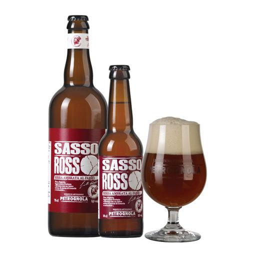 Birra Petrognola Sasso Rosso cl.33 (12 pz)
