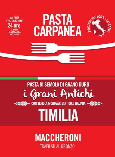 """Immagine di Carpanea """"I Grani Antichi"""" MACCHERONI TIMILIA 500g"""
