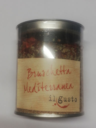 Spezie - Bruschetta Mediterranea