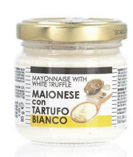 Maionese con tartufo Bianco (85gr)