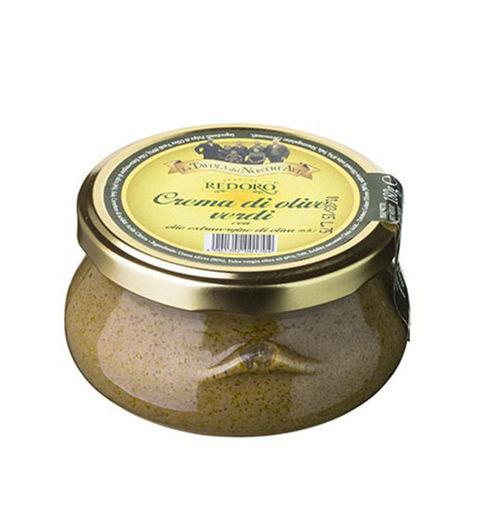 Patè di Olive Verdi (180gr)