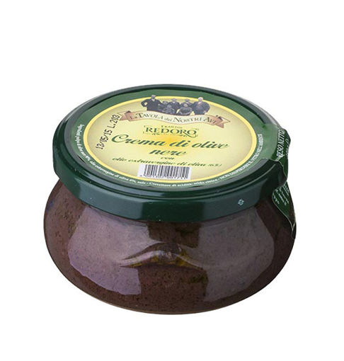 Patè di Olve Nere (180gr)