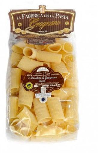 Pasta di Gragnano - Paccheri Rigati (500gr)