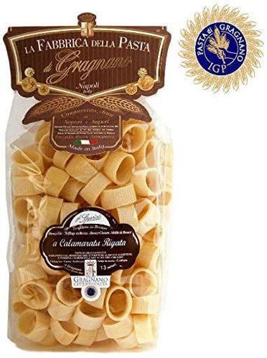 Pasta di Gragnano - Calamarata Rigata (500gr)