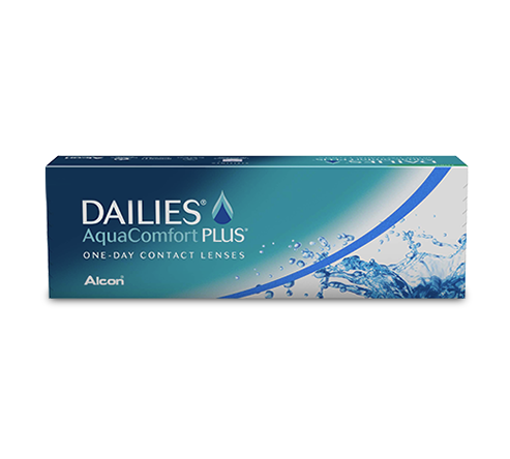 Dailies® Aquacomfort Plus® – 30