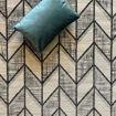 Tappeto Geometric Grey