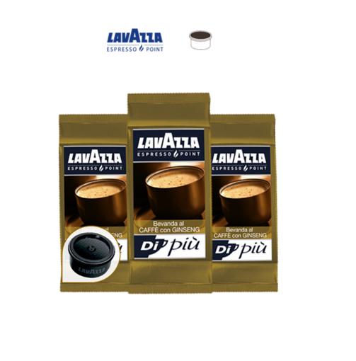 Lavazza Bevanda al Caffè con Ginseng (50 pz)
