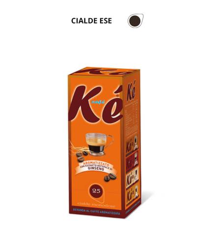 Caffè Molinari –  Aromatizzato Ginseng Ké