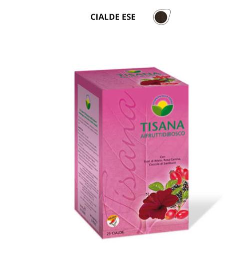 Caffè Molinari – Tisana ai Frutti di Bosco