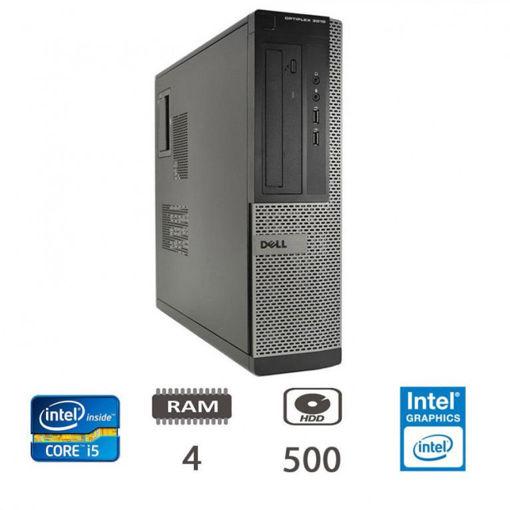Dell Optiplex 3010 DT I5-3450/4/500/W10PUPD
