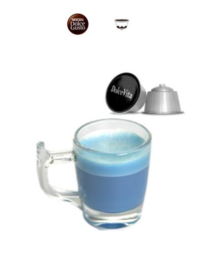 Dolce Vita – Latte Unicorn con Spirulina