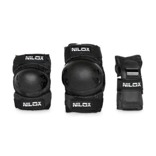 Nilox - Protezioni Skaters Adulti