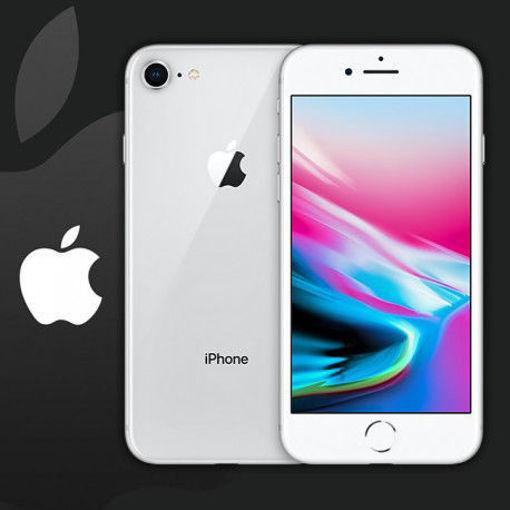 Apple - Iphone 8 64Gb Silver *RICONDIZIONATO*