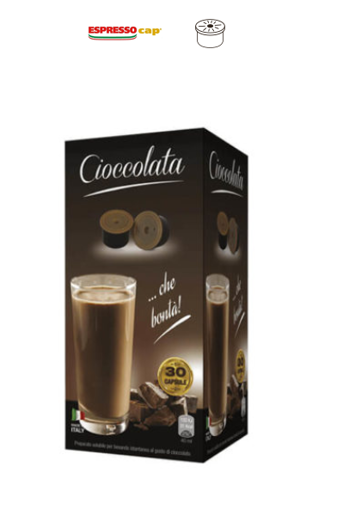Espresso Cap – Cioccolata 30 pz
