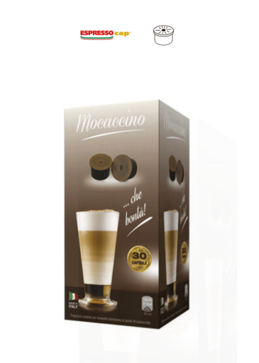 Espresso Cap Mocaccino