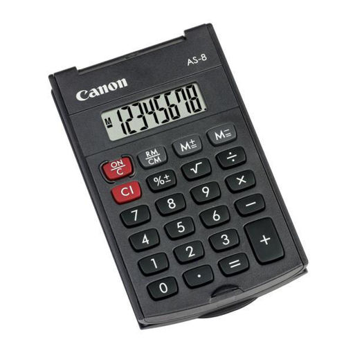 Canon Calcolatrice AS-8