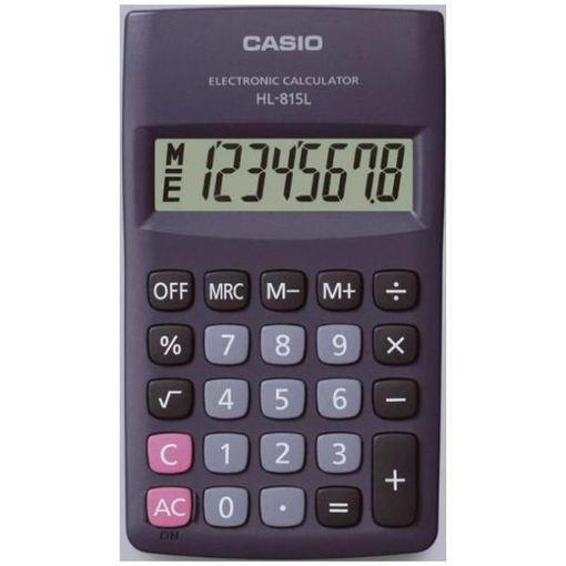 Casio Calcolatrice Tascabile HL-815L