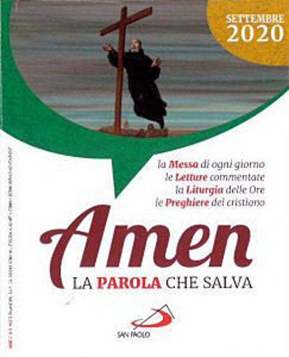 Immagine di Amen - settembre 2020
