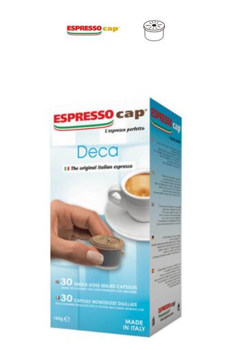 Espresso Cap – Deca 30 pz
