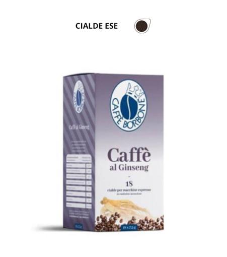 Caffè Borbone -  Ginseng 18 pz